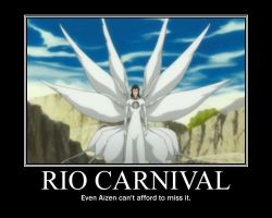 Bleach - Aizen Demotivational by Valere84