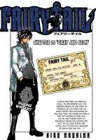 Fairy Tail cover 29: Gray by Remodie