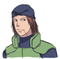 Genma by fangirlregretsnothin