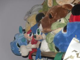 All my ''stuffies'' by kharriman