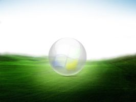 Windows 8 Concept Ball by AbhishekGhosh