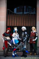 Odin Sphere: Group Shot by Stealthos-Aurion