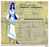Menqet Reference by Azadeth