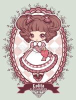 Lolita in ArcadiaDolls by lely