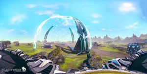 PlanetSide 2 Pan 02002 by PeriodsofLife