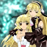 Chobits Two of The Same by Ilovehikarukaoru