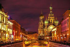 Saint Petersburg by AlexanderLoginov