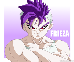 Humanized - FRIEZA by JuneReito