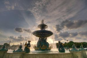 fountain hdr by jeteng