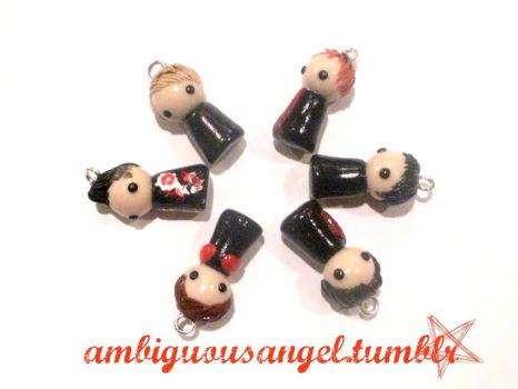 B2ST Charms Ver. SHOCK by AmbiguousAngel
