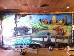 La Hacienda Ranch-Frisco Mural by acarabet