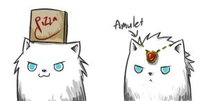 another Dante and Vergil cat ver by chaulenba