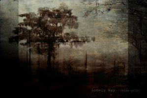 Lonely Way by MissGrib