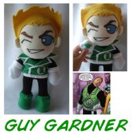 Guy Gardner by rosey-so-silly