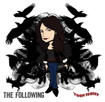 Agent Debra Parker - The Following by toonseries