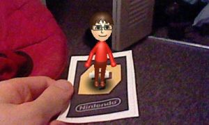 Why hello there, me-- err Mii by Benjamillion
