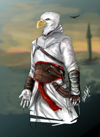 Altair by NorthernTale