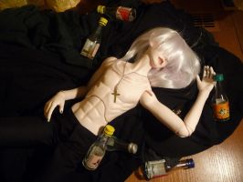 A hangover XD by pusiak