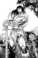 Conan by johnnymorbius
