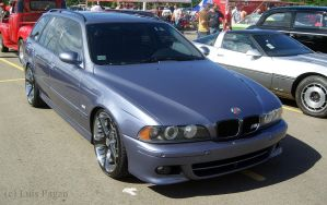 BMW 535 Touring by Mister-Lou