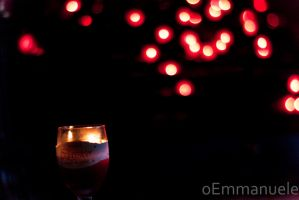 candle glass - Day 76 - 17/03/13 by oEmmanuele