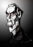 Christopher Lee 1922 - 2015 by memorypalace