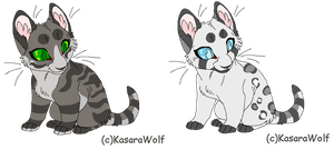 Cat Adoptables CLOSED by StripedSock-Adopts