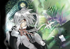 D. Gray-man 2 by wing-clover