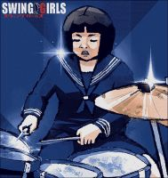 Swing Girls Naomi by amingo
