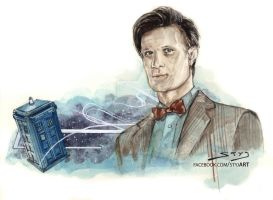 The Doctor by styj