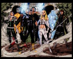 BA: X-People and stuff by damzo