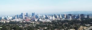 L.A. Panorama by Thimix2