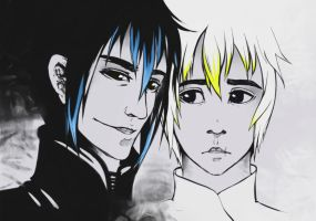 Starfighter: Cain and Abel by Shatiesa