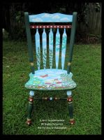 Woodland Chair by ReincarnationsDotCom