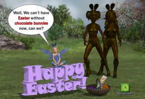 Happy Easter 2011 by lucky2563