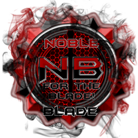 Noble Blade by Morgee123