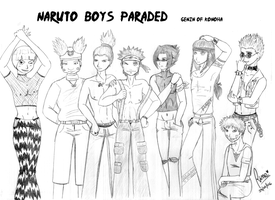 Naruto paraded 1 by Tales-of-sharingan