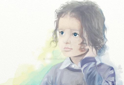 Child by Athithya