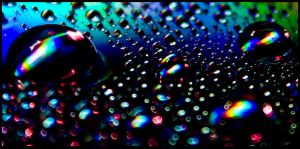 Rainbow drops 4 by stina-star