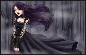 Serasan in the wind by Serafina-Malfoy