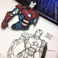 Iron Patriot by FSardenberg