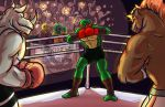 Tmnt A Lesson In Boxing Meet the Nightwatcher by Dragona15