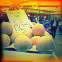 Holga 24 - Market Fruit by uselessdesires