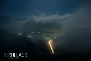 Light Trail by Tim-Kullack
