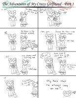 Crazy Girlfriend Part 1 by LadyDarque