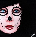 Untitled DOTD Painting 12 by misscarissarose