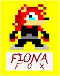 8-bit Fiona by SonicOfTheHedge