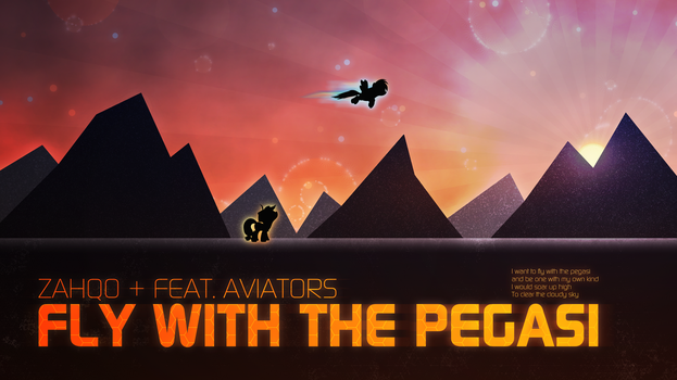 Fly with the Pegasi by Game-BeatX14