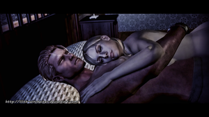 Sleeping with the enemy by Lilith-Winchester