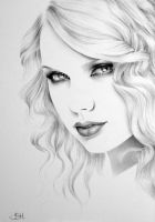 Taylor Swift Minimal by IleanaHunter